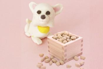 節分で犬に豆を食べさせていい?