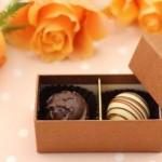 バレンタインは逆チョコで告白