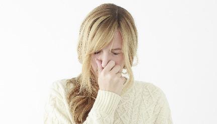 花粉症の鼻づまりを改善するには?