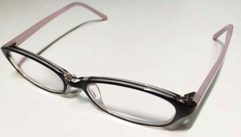 alookのメガネ