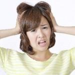 頭皮の臭いの原因はストレスかも?