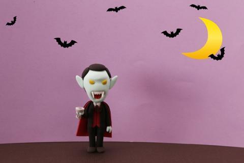 ヴァンパイア(吸血鬼)の画像