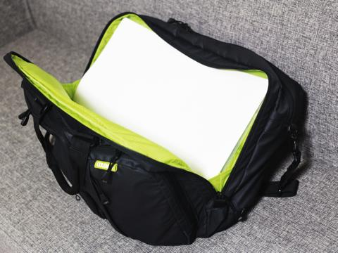 コールマンのバッグ3