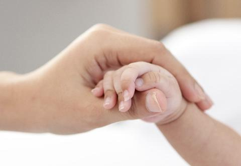赤ちゃんの手足が冷たい