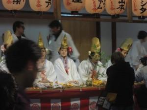 今宮戎神社の福娘