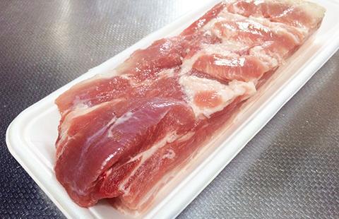 焼豚用豚バラブロック肉