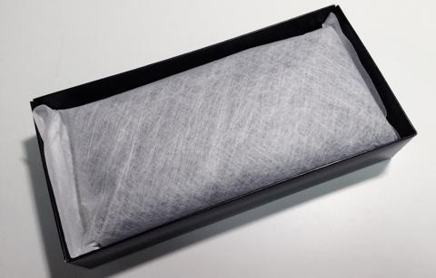 財布の使い始めは寝かす