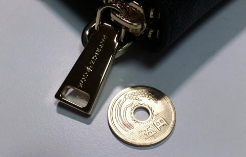 財布の使い初めに五円玉