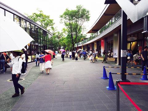 ジョーテラス大阪1Fコンコース