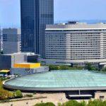 大阪城ホールの周辺で食事ができる場所
