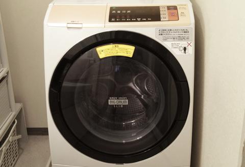 日立ドラム式洗濯機ビッグドラムのレビュー