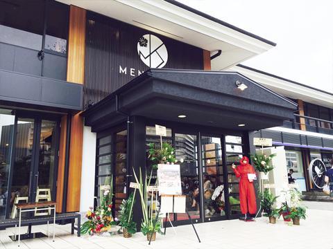 ジョーテラス大阪の麺菓装