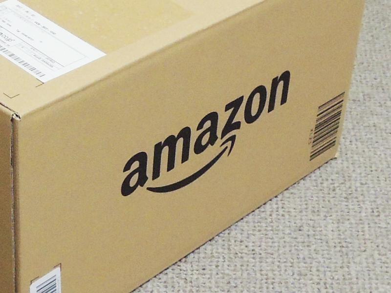 Amazonはギフトラッピングしてもダンボールで届く