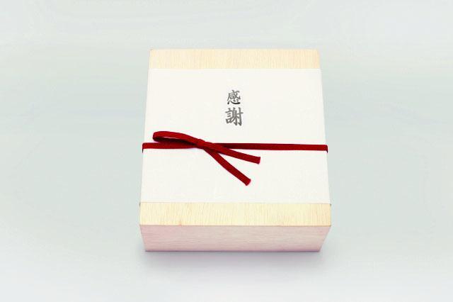 糖尿病の人に食べ物のプレゼントを贈る
